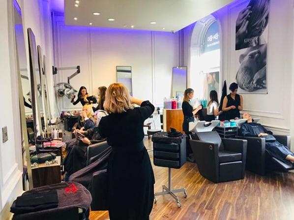 BeBaBo hair salon in Harrogate